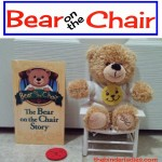 Bear on the Chair Review! Brilliant Tool for Monitoring Good Behavior  #bearonthechair
