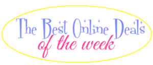 The Best Online Deals of The Week! Shoes, Electronics, Housewares + Much More!