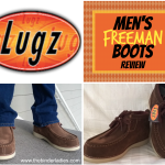 Lugz: Men's Freeman Boots Review + Giveaway!