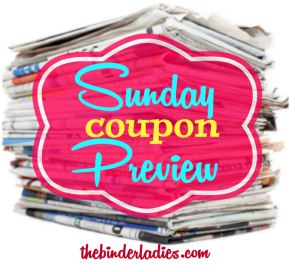 Sunday Coupon Preview (4/19): (1) Smartsource