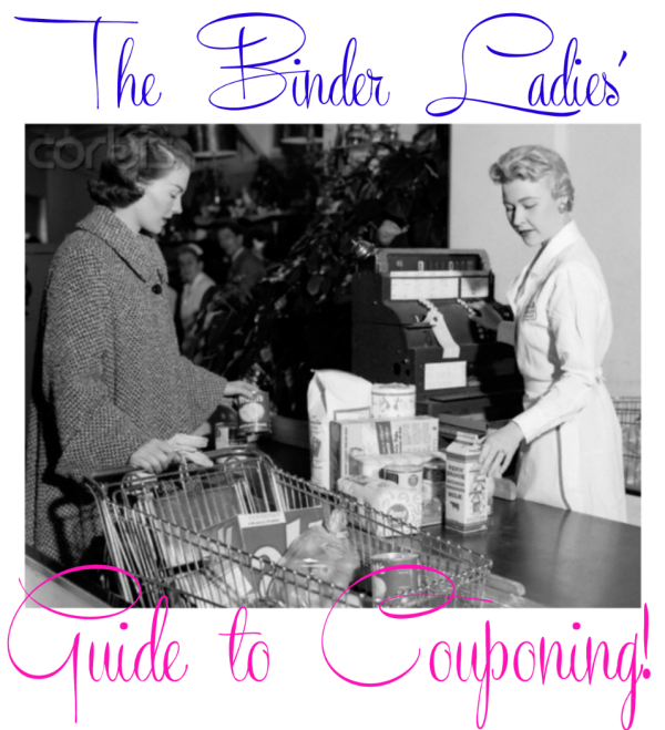 The Binder Ladies' Guide to Couponing