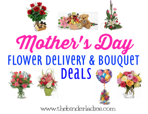 Mother's Day Flower Delivery & Bouquet Deals