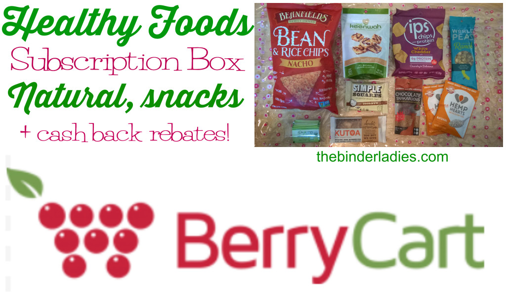 BerryCart Subscription Box Review