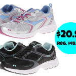 6pm: Women's Ryka or Circuit Running Shoes only $20.99 + FREE Shipping! Reg. $49.99
