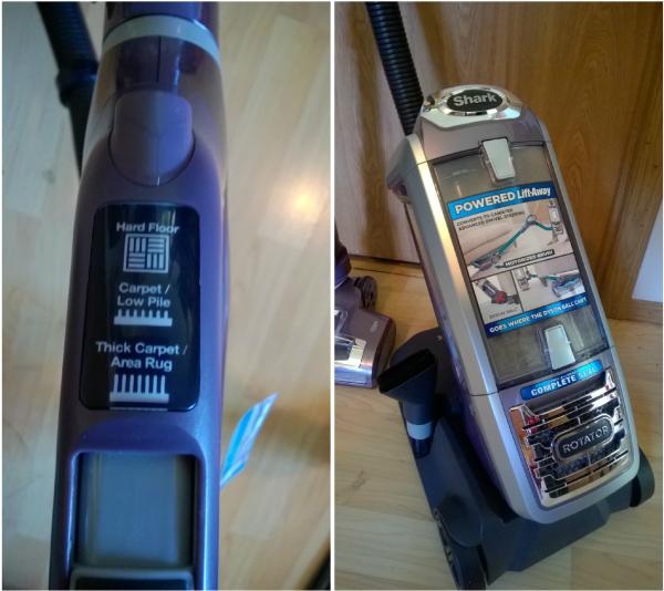 Shark Rotator Powered Lift-Away  Vacuum Review
