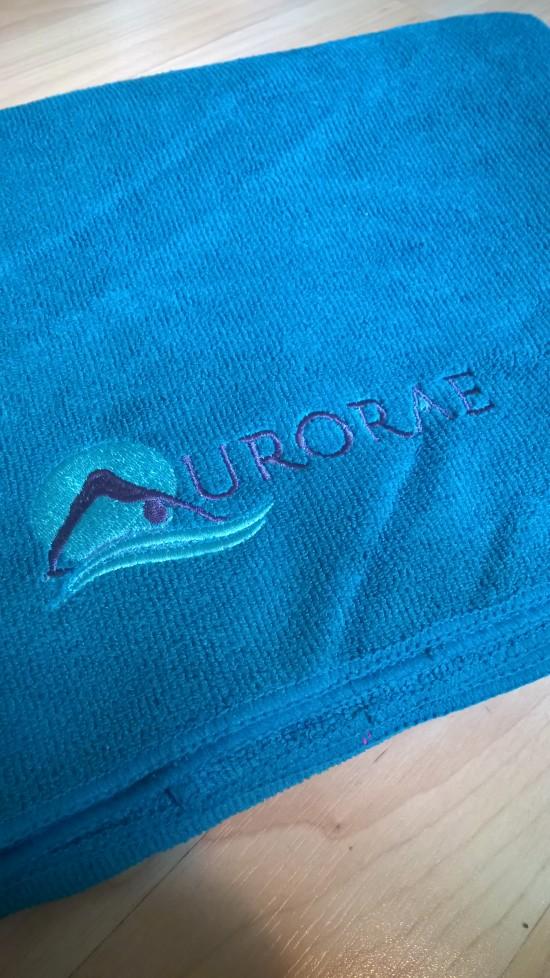 Aurorae Aqua Microfiber Towel Review