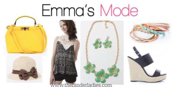 Emma's Mode Boutique Review