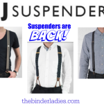 JJ Suspenders Review!  Great Fashionable Father's Day Gift Idea!