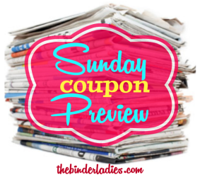 Sunday Coupon Preview (7/05): (1) P&G