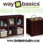 Way Basics: Modular Furniture Review