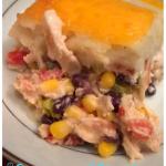 Creamy Chicken Shepherd's Pie Recipe!