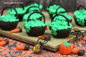 Cauldron Brownie 4-3