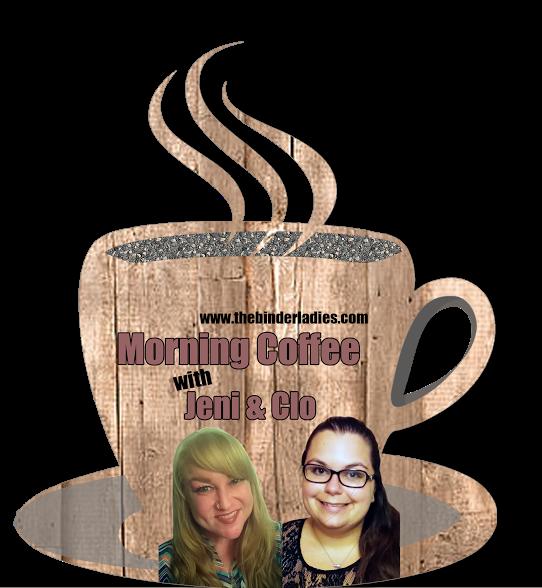 Morning Coffee with Jeni & Clo
