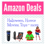 Amazon Deals Roundup!  Halloween Costumes, Horror Movie Collections, Toys + More!