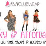 AMIclubwear Riding Boots & Tie Dress Review  + Awesome Halloween Costume Deals!