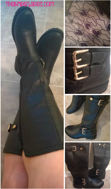AMIclubwear Riding Boots