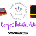 Manhattan Toy Company Travel + Comfort Portable Activity Desk Review