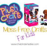 Plush Craft Puppy: Fun, Easy & Mess-Free Crafts For Kids!
