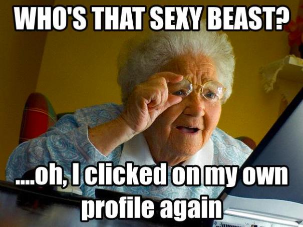 Sexy Beast Meme