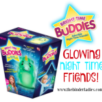 Holiday Gift Guide: Bright Time Buddies – Cuddly, Glowing Night Light Friends #holidaygiftguide