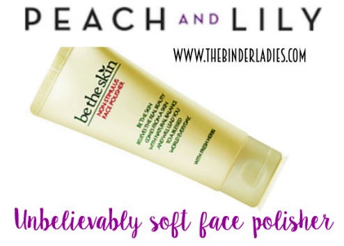 Peach & Lily Skin Polisher