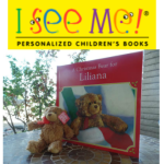 Holiday Gift Guide: I See Me Personalized Book #holidaygiftguide