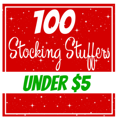 100 stocking stuffers under $5