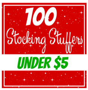 100 Stocking Stuffers Under $5