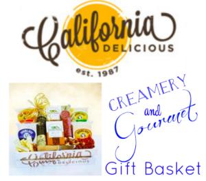 California Delicious Gift Basket