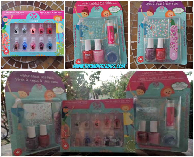 Suncoat Nail Products for Girla