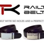 Railtek No Holes Belts