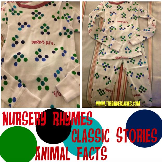 Smart PJ's Interactive pajamas