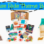 """Holiday Gift Guide: Surprise Ride """"Dragon"""" Themed Child's Subscription Box  #holidaygiftguide"""