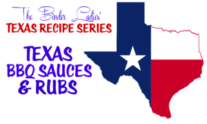 Texas BBQ Sauces and Rubs