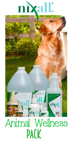 Nixall Animal Wellness Pack