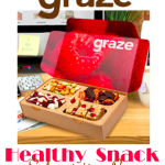 Holiday Gift Guide: Graze Healthy Snack Subscription Box + 1st Box FREE! #holidaygiftguide