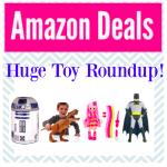 Amazon TOY Deals Roundup! HUGE List Including Star Wars, Jurassic World, Frozen + More!