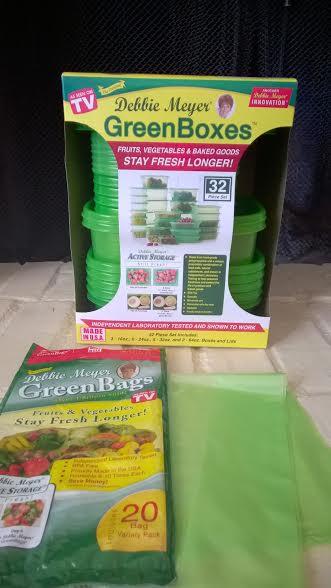 Debbie Meyer GreenBoxes & GreenBags Review