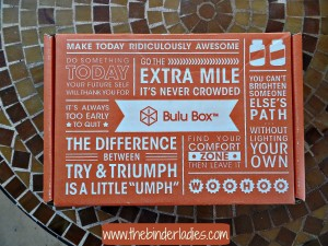 Holiday Gift Guide: Bulu Box Health & Nutrition Monthly Subscription Box #holidaygiftguide
