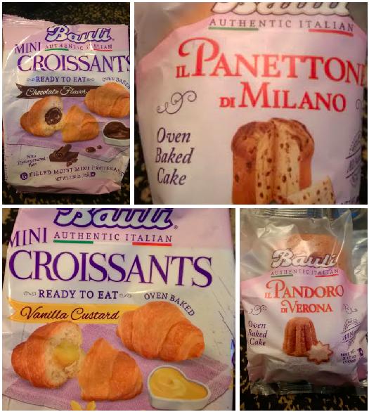 Pauli Italian Baked Treats