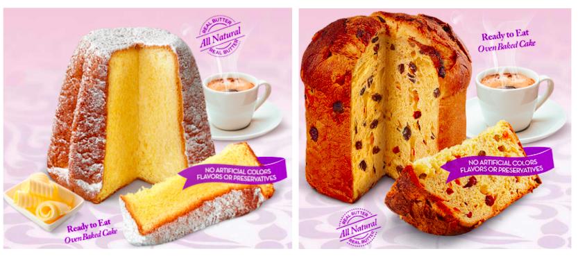 Bauli Italian Baked Treats