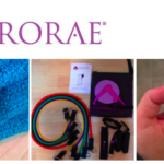 Holiday Gift Guide: Aurorae Yoga Microfiber Towel, Resistance Bands & Roll-On Pain Reliever   #holidaygiftguide