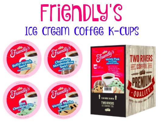 Friendly's Ice Cream Coffee K-Cups