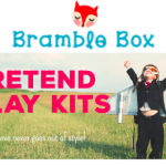 Bramble Box Child Subscription Prop Boxes – Make Believe Time!  #2015HGG
