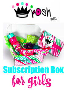 Posh Pak Subscription Box for Girls