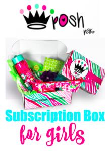 Posh Pak Subscription Box for Girls