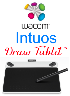 Intros Draw Tablet by Wacom