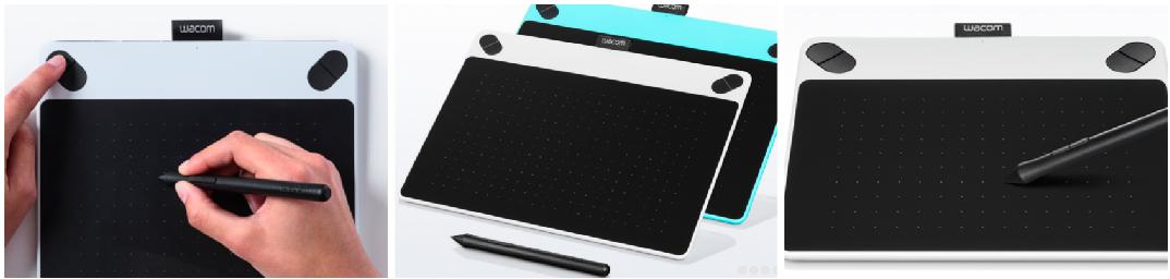 Intros Draw Tablet by Wacom