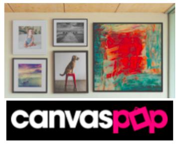 Canvas Pop Prints