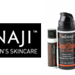 Holiday Gift Guide:  Mënaji Advanced Men's Skincare Products  #holidaygiftguide